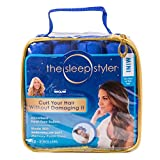 Best Hair Dryer For Fine Hairs - The Sleep Styler, The heat-free Nighttime Hair Curlers Review