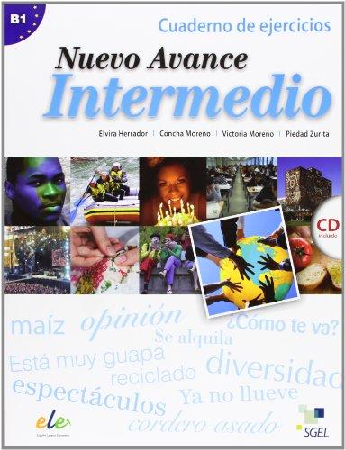 NUEVO AVANCE INTERMEDIO EJERCICIOS+CD