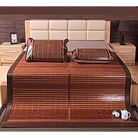 Coole Matratze Bambusmatten Matten Doppelmatten 1,5 m 1,8m Bett Wassermühle kohlensäurehaltige Spiegel hochwertig faltende Bambusmatte Coole Bambusmatte ( Farbe : A , größe : 1.5m bed ) preisvergleich bei kinderzimmerdekopreise.eu