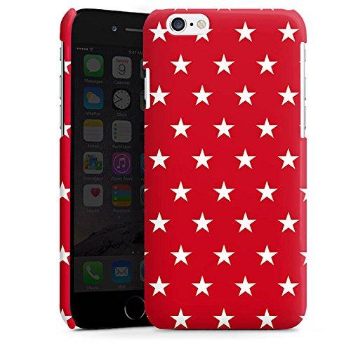 Apple iPhone 5s Housse Étui Protection Coque Motif Motif Petite étoile Cas Premium brillant