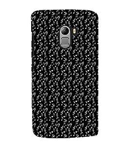 ifasho Designer Phone Back Case Cover Lenovo Vibe K4 Note :: Lenovo K4 Note A7010a48 :: Lenovo Vibe K4 Note A7010 ( Cat Face Meow )