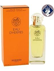 Hermes Parfums Eau d'Hermes Eau de Toilette en vaporisateur VIP 100ml
