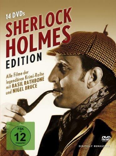 Sherlock Holmes Edition [14 DVDs]
