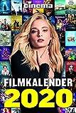 CINEMA Filmkalender 2020: Der große CINEMA Filmplakatkalender 2020 -