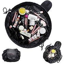 Charmss Moda Gran Capacidad Lazy Makeup Toiletry Bag Cordón Viaje portátil Maquillaje Bolsa Bolsa de Viaje