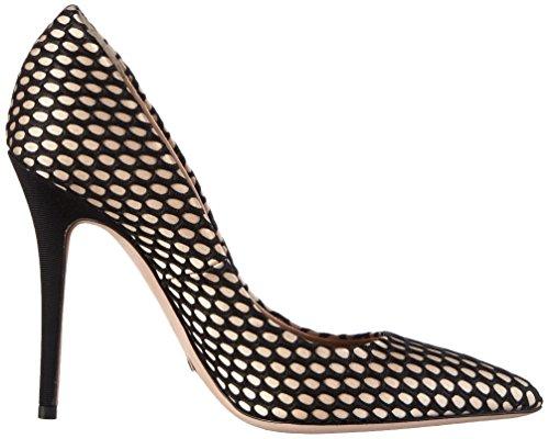Sebastian S6991t Tecnernud, Chaussures à talons - Avant du pieds couvert femme Beige - Beige (TECNERNUD)