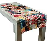 beties Ethno Tischläufer ca. 40x130cm Baumwolle im Ethno-Style balayage