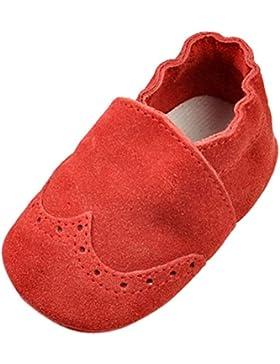 Fire Frog  Baby Genuine Leather Shoes, Baby Jungen Lauflernschuhe