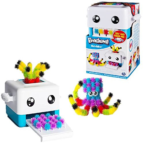 Bunchbot - Jeu loisir créatif - Bunchems