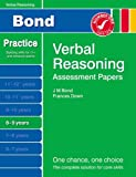 New Bond Assessment Papers Verbal Reasoning 8-9 Years