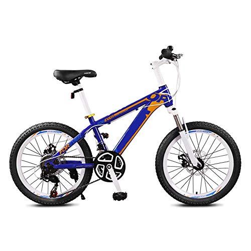Huoduoduo Fahrrad, Mountainbike, 22 Zoll 24 Speed Doppelscheibenbremse Hoch-Kohlenstoffstahl High-end-geländewagen,Geeignet für Outdoor-Reisen Alpinismus