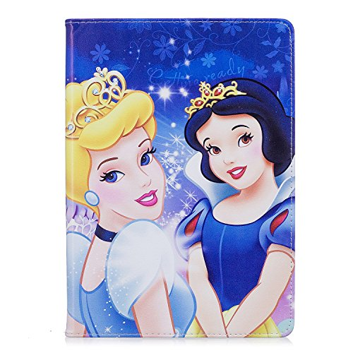 Phenix Schutzhülle für iPad Mini 3 2 1, Mickey Premium Flip Stand PU Leder Hülle Case für iPad Mini 3 2 1, 02 (Star Wars Tablet Case)