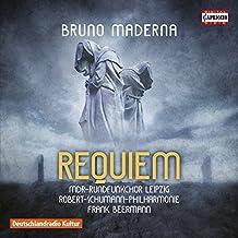 Requiem pour solistes, choeur et orchestre