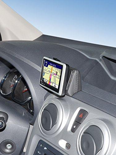 KUDA Navigationskonsole (LHD) für Dacia Dokker ab 2013 / Lodgy ab 2012 Kunstleder schwarz
