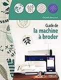 Guide de la machine à broder...