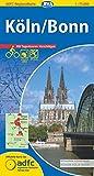 ADFC-Regionalkarte Köln/Bonn mit Tagestouren-Vorschlägen, 1:75.000, reiß- und wetterfest, GPS-Tracks Download (ADFC-Regionalkarte 1:75000)