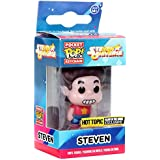 Funko - Porte Clé Steven Universe - Steven Glow In The Dark Exclu Pocket Pop 4cm - 0849803094324