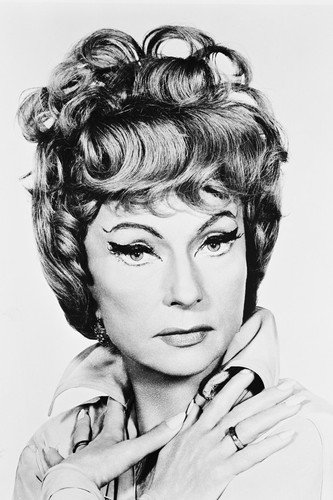 Moviestore Agnes Moorehead als Endora in Bewitched 91x60cm (Bewitched Endora)
