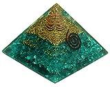 Harmonize Apatit Pyramide Orgon Chakra Balancing-Therapie Reiki Kristall-Energie-Generator