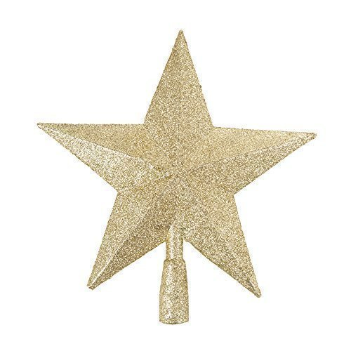 3D-Glitter-Star-Christmas-Tree-Topper-Decoration-Various-Colours