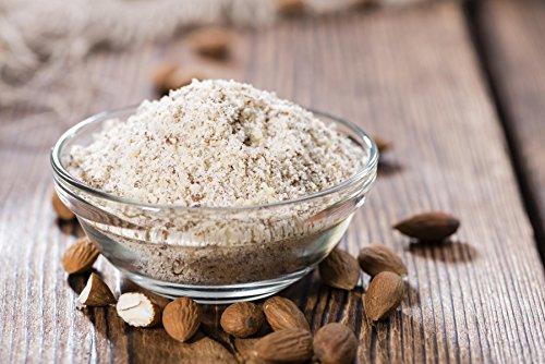 Bio Mandeln gemahlen 500 g Mandelmehl Mandelgrieß naturbelassen