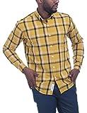 FASH-A-HOLIC Yellow Casual Shirt (F-102-...