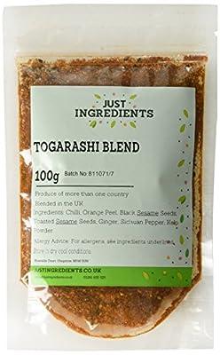 JustIngredients Premier Togarashi Spice Blend 1 Kg