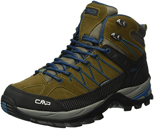 CMPRigel - Scarpe da trekking e da passeggiata Uomo , Marrone (Braun (Wood P891)), 45