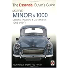 Morris Minor & 1000 (Essential Buyer's Guide)
