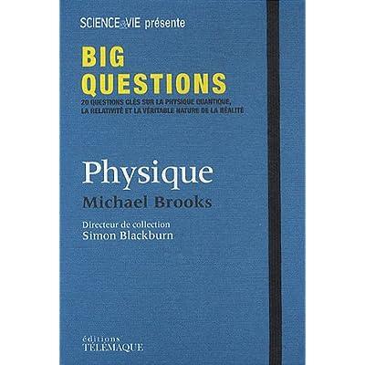 Big Questions - Physique
