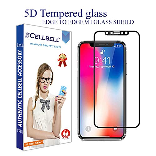 CELLBELL®Apple iPhone X All Type Glass