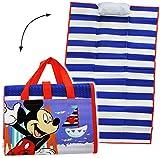 """Die besten Disney Strand Spielzeug für Kinder - gepolsterte Strandmatte / Strandunterlage - """" Disney Bewertungen"""