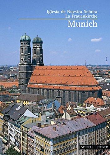 Munich: Iglesia De Nuestra Senora, La Frauenkirche (Kleine Kunstfuhrer)
