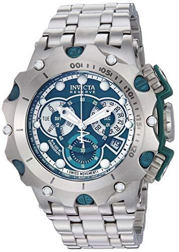 Invicta Herren Chronograph Quarz Uhr mit Edelstahl Armband 27788