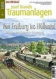 Von Freiburg ins H�llental und weiter nach Neustadt im Schwarzwald - Eisenbahn Journal Josef Brandls Traumanlagen 1-2016 medium image