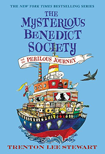 The Mysterious Benedict Society and the Perilous Journey por Trenton Lee Stewart