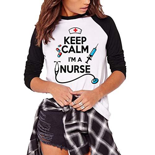 Soy UNA Enfermera, MANTÉNGASE...