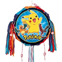 Pokemon Pikachu Pull String Pinata