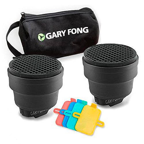 Gary Fong GF-SSNOOTK Dramatische Lichteffekte Kit - Grid Snoot