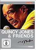 Quincy Jones & Friends - Live at Montreux 96 (Kulturspiegel Edition)