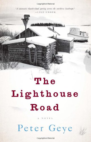 Book cover for The Lighthouse Road