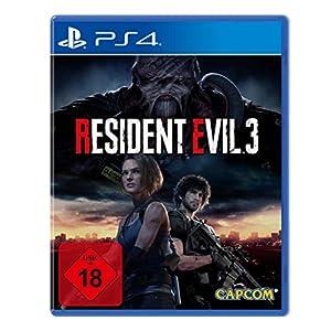 Resident Evil 3 – 100% UNCUT, USK18 [PlayStation 4 ]