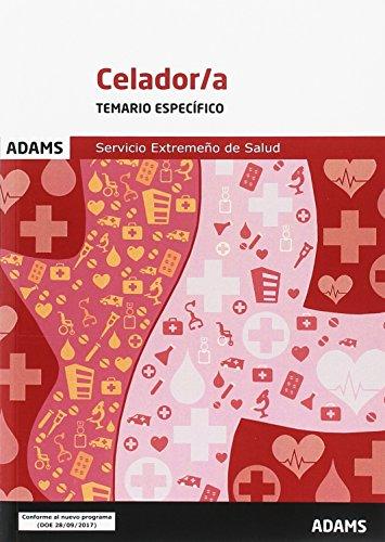 Temario específico Celador/a del Servicio Extremeño de Salud