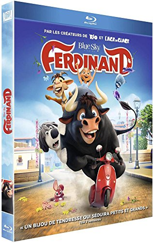 Ferdinand [Blu-ray + Digital HD]