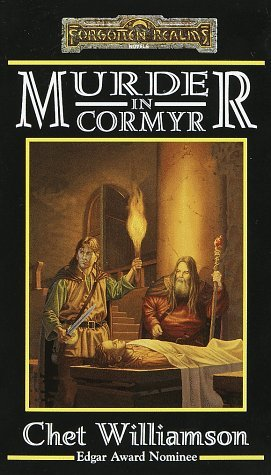 Murder in Cormyr (Forgotten Realms S.: Fantasy Mystery) by Chet Williamson (1998-06-01)