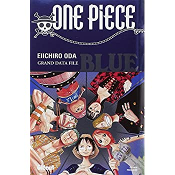 One Piece : Grand Data File Blue