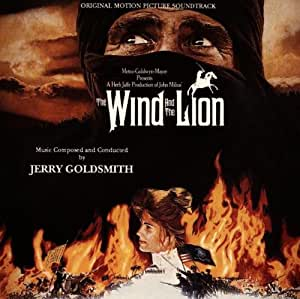 The Wind and the Lion [Import allemand]