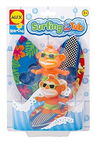 Alex Toys Bath - 884S - Le Singe Surfeur