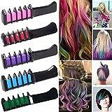 Haarkreide 6 Farben