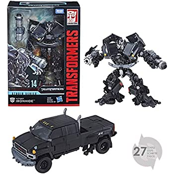 Transformers Blackout Robot Leader Helicoptere Studio Series 25cm SUVzqMp